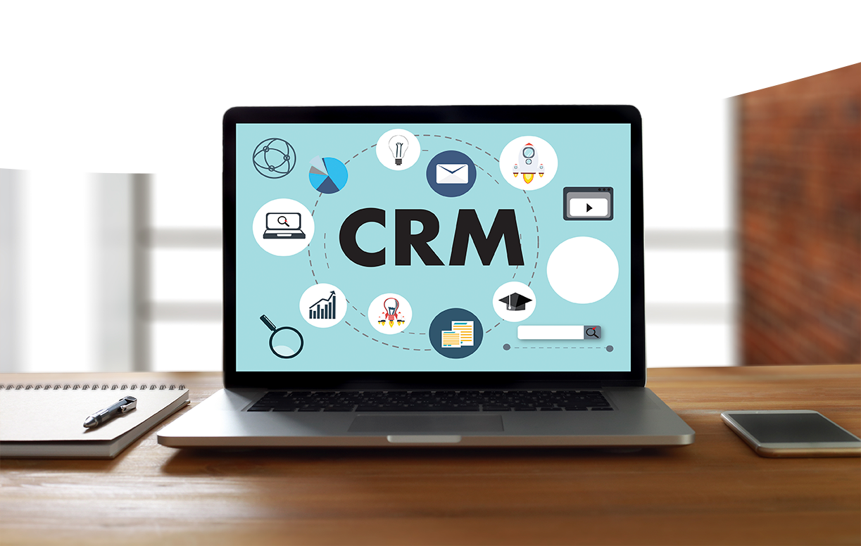 CRM for marked, salg og kundeservice