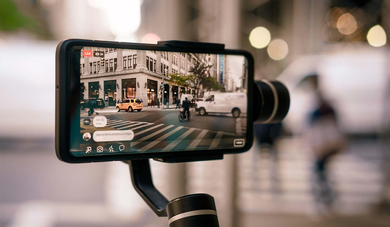 Filme med iphone - videomarkedsføring guide